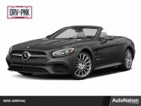 2017 Mercedes-Benz SL 550 Base (A9)