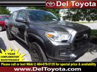 Certified Pre-Owned 2017 Toyota Tacoma For Sale in Thorndale, PA   Near Malvern, Coatesville, West Chester & Downingtown, PA   VIN:3TMCZ5AN0HM081200