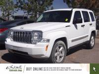 2012 Jeep Liberty Limited Edition SUV