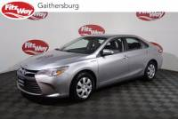 Used 2017 Toyota Camry Hybrid in Gaithersburg