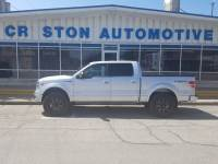 2014 Ford F-150 4x4 Platinum 4dr SuperCrew Styleside 5.5 ft. SB