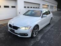 Certified Pre-owned 2017 BMW 3 Series 330i xDrive For Sale in Albany, NY
