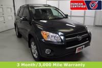 Used 2012 Toyota RAV4 For Sale at Duncan's Hokie Honda | VIN: 2T3DK4DV9CW077510