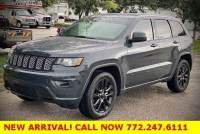 Pre-Owned 2018 Jeep Grand Cherokee Altitude 4x2 *Ltd Avail*