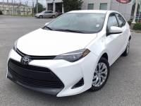 2017 Toyota Corolla LE Sedan in Columbus, GA