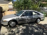 1988 Honda Accord Hatchba