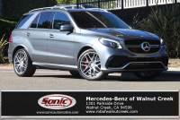 2019 Mercedes-Benz AMG GLE 63 AMG GLE 63 S in Walnut Creek