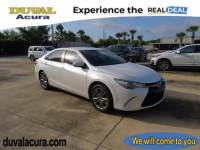 Used 2015 Toyota Camry For Sale in Jacksonville at Duval Acura | VIN: 4T1BF1FK7FU090282
