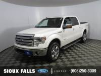 Pre-Owned 2014 Ford F-150 Truck SuperCrew Cab for Sale in Sioux Falls near Brookings