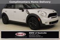 2012 MINI Cooper S Countryman S in Brentwood