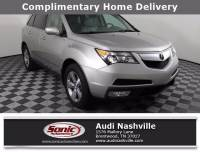 2012 Acura MDX Tech Pkg in Brentwood