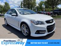 Used 2014 Chevrolet SS Base For Sale in Doylestown PA | Serving New Britain PA, Chalfont, & Warrington Township | 6G3F15RW9EL958364