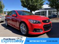 Used 2014 Chevrolet SS Base For Sale in Doylestown PA | Serving New Britain PA, Chalfont, & Warrington Township | 6G3F15RW2EL931426