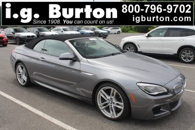 Photo 2017 BMW 6 Series Convertible For Sale in Milford, DE
