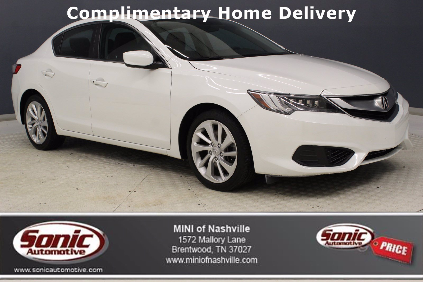 Photo 2017 Acura ILX Base in Brentwood