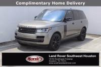 Used 2017 Land Rover Range Rover HSE in Houston