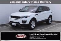 Used 2017 Land Rover Range Rover Evoque SE Premium in Houston