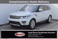 Used 2017 Land Rover Range Rover Sport HSE in Houston