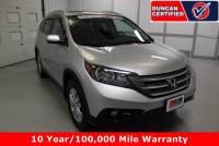 Used 2014 Honda CR-V For Sale at Duncan's Hokie Honda | VIN: 2HKRM4H79EH605777