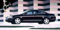 Pre-Owned 1999 Honda Accord Coupe EX V6 Automatic