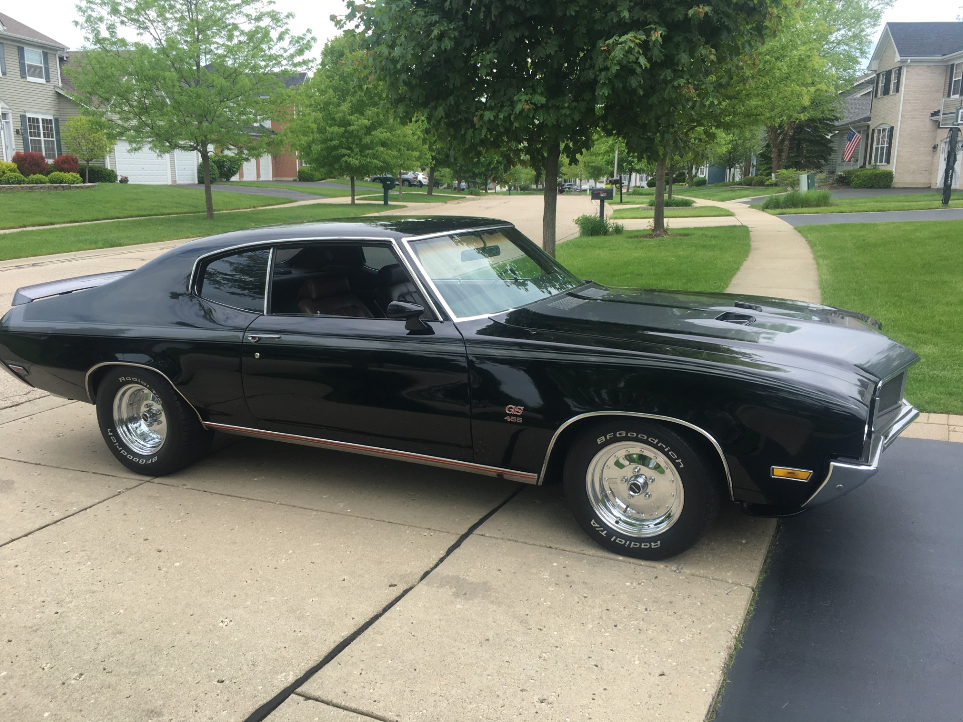 Photo 1970 Buick GS - 455 ENGINE - GREAT DRIVER - CLEAN BODY -