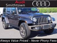 Used 2016 Jeep Wrangler JK Unlimited for sale in ,