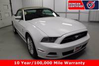 Used 2014 Ford Mustang For Sale at Duncan Hyundai | VIN: 1ZVBP8EMXE5324627