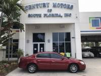 2007 Buick Lucerne V6 CXL 1 Owner Clean CarFax Heated Leather Seats