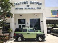 2008 Honda Element LX AWD CD Sunroof Cruise Roof Rack Running Boards