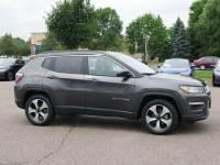 2018 Jeep Compass Latitude Minneapolis MN | Maple Grove Plymouth Brooklyn Center Minnesota 3C4NJCBBXJT462475