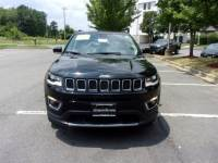 Certified Used 2018 Jeep Compass Limited in Gaithersburg