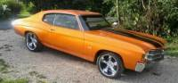 1971 Chevrolet Chevelle - SUPER SPORT TRIBUTE - 454 BBC ENGINE - BUCKET SEATS AND CONSOLE -