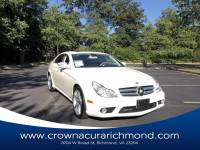 Pre-Owned 2011 Mercedes-Benz CLS-Class CLS 550 in Richmond VA