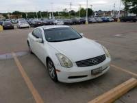 Pre-Owned 2007 INFINITI G35 Coupe Base