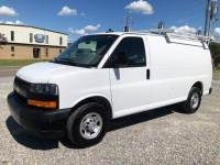 2019 Chevrolet Express 2500 Cargo Van w/ Ladder Rack & Bins 6.0L