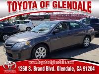 Used 2011 Toyota Camry Hybrid, Glendale, CA, Toyota of Glendale Serving Los Angeles