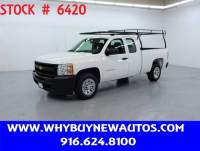 2013 Chevrolet Silverado 1500 ~ Extended Cab ~ Only 37K Miles!
