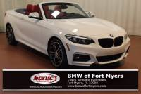 Certified Pre-Owned 2020 BMW 230i xDrive Convertible in Fort Myers, FL