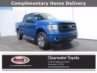 2013 Ford F-150 STX (4WD SuperCab 145 STX) Truck SuperCab Styleside in Clearwater