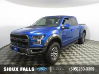 Pre-Owned 2018 Ford F-150 Raptor Truck SuperCrew Cab for Sale in Sioux Falls near Brookings