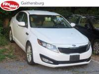 Used 2012 Kia Optima EX in Gaithersburg