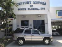 2003 Chevrolet Tahoe Z71 4x4 Leather Heated Seats Sunroof BOSE