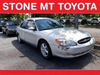Pre-Owned 2002 Ford Taurus SES