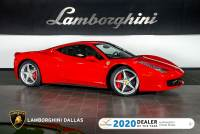 Used 2011 Ferrari 458 Italia For Sale Richardson,TX | Stock# LC634 VIN: ZFF67NFA8B0177418