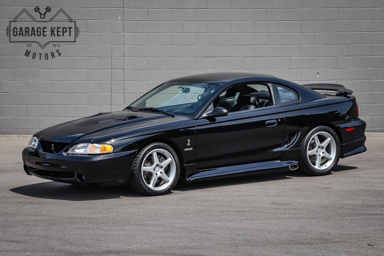 Photo 1997 Ford Mustang Cobra Roush Stage 3