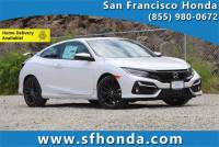 New 2020 Honda Civic Si Coupe Si Coupe For Sale or Lease in Soquel near Aptos, Scotts Valley & Watsonville