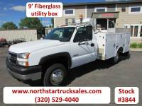 Used 2006 Chevrolet 3500 4x2 Reg Cab Service Utility Truck