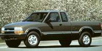 Pre-Owned 1998 Chevrolet S-10 LS