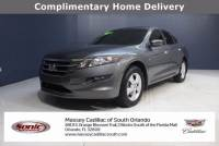 Pre-Owned 2010 Honda Accord Crosstour EX 2WD