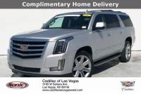 Pre-Owned 2016 Cadillac Escalade ESV 4WD Luxury Collection VIN1GYS4HKJ8GR376026 Stock NumberBGR376026
